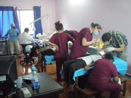 Project Cambodia - Dentists