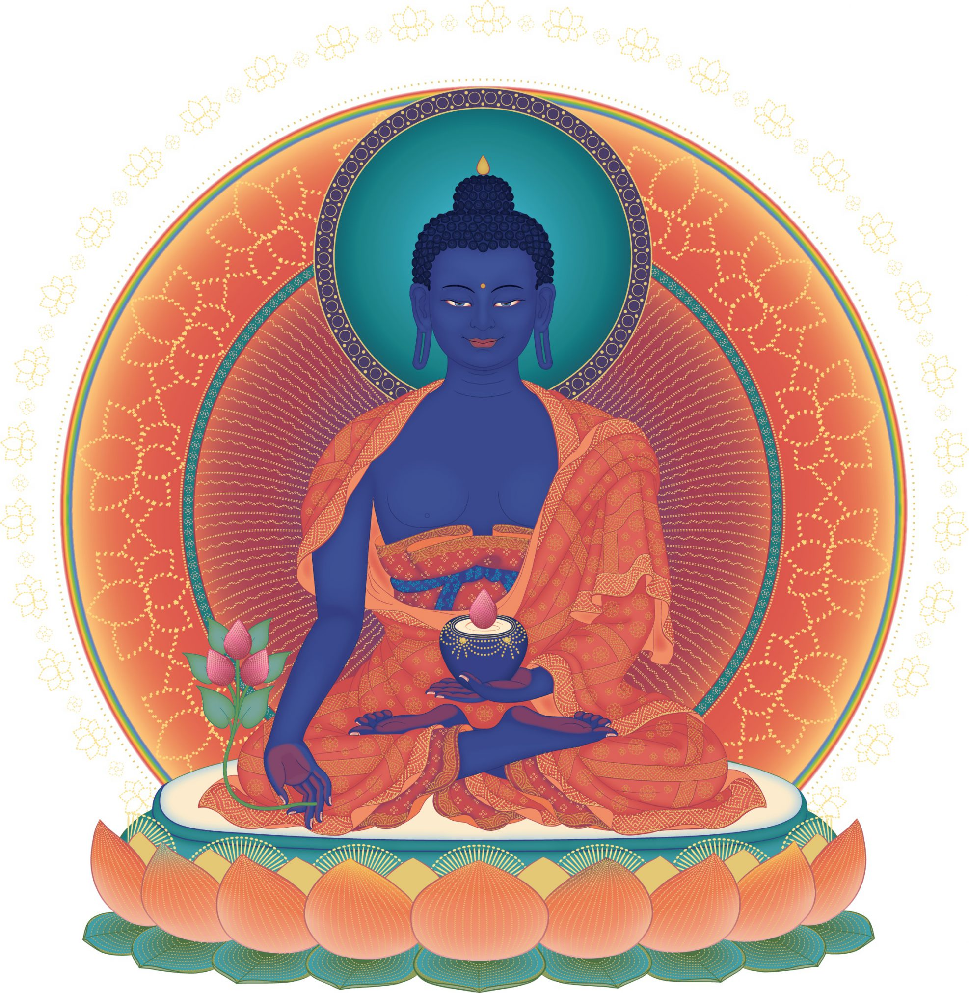 Medicine Buddha : Teaching, Transmission and Practice